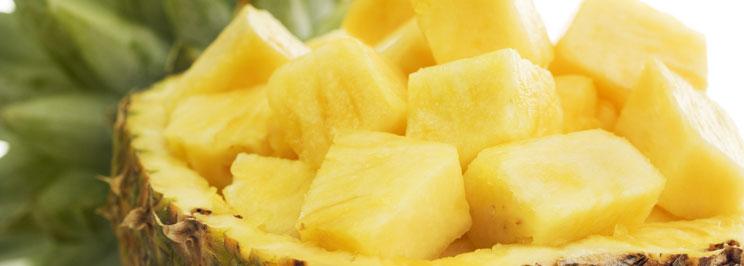 ananasfokus