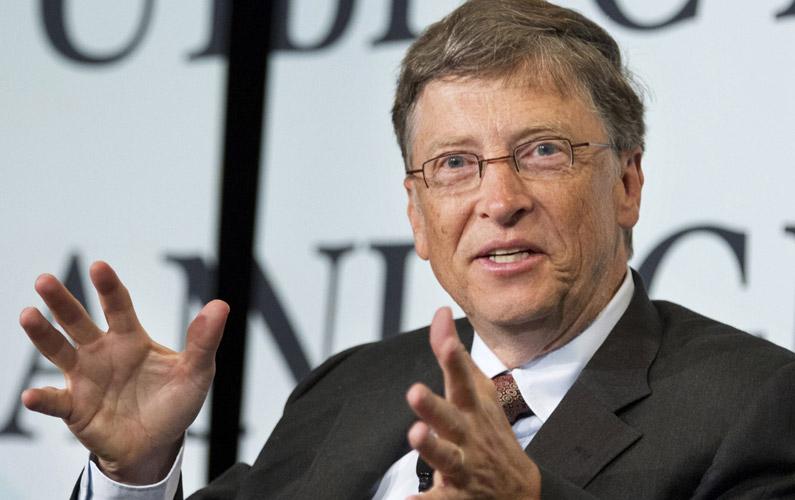 10 fakta du antagligen inte visste om Bill Gates