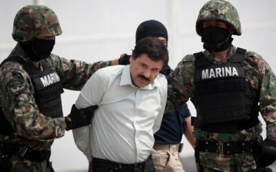 """10 fakta du antagligen inte visste om Joaquín """"El Chapo"""" Guzmán"""