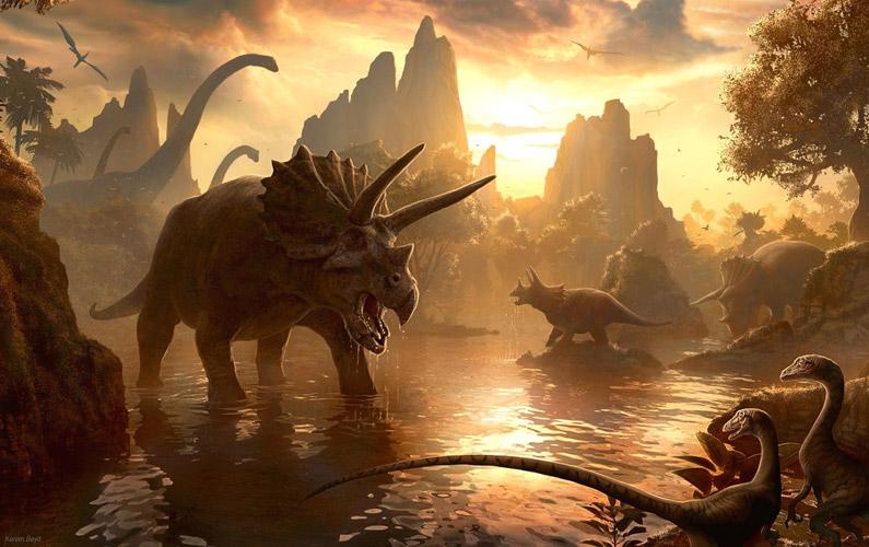 10 fakta du antagligen inte visste om dinosaurier