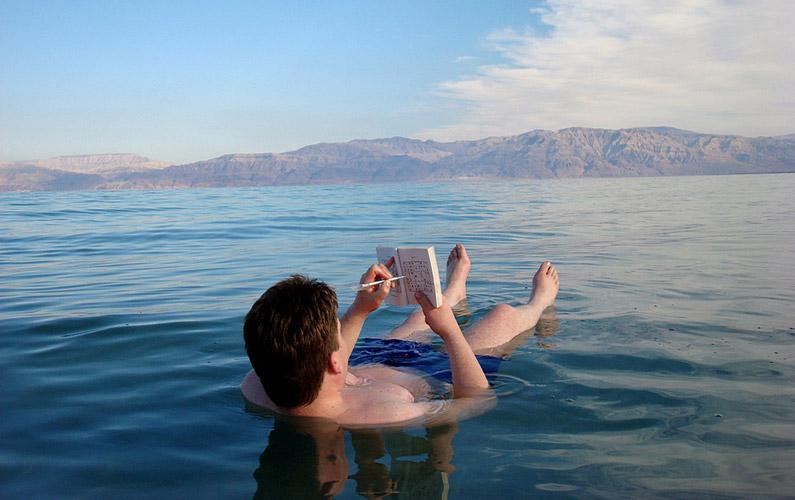 10 fakta du antagligen inte visste om Döda Havet
