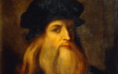 10 fakta du antagligen inte visste om Leonardo Da Vinci