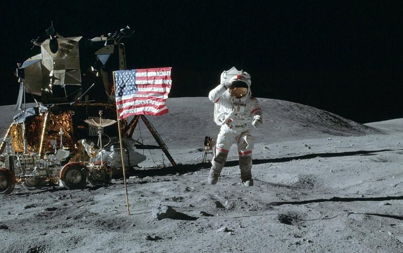 10 fakta du antagligen inte visste om månlandningen