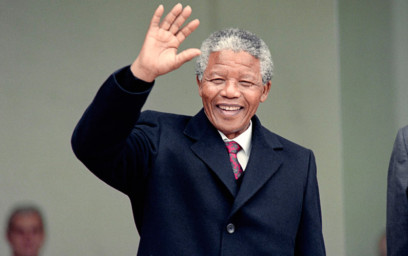 10 fakta du antagligen inte visste om Nelson Mandela