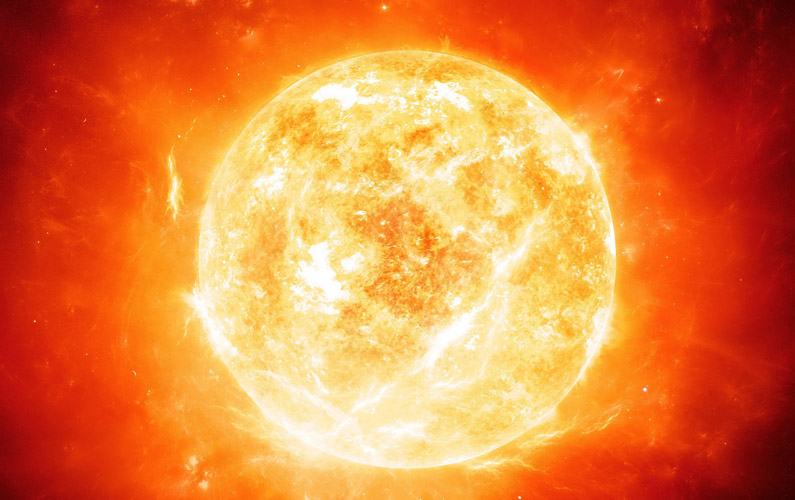 10 fakta du antagligen inte visste om solen