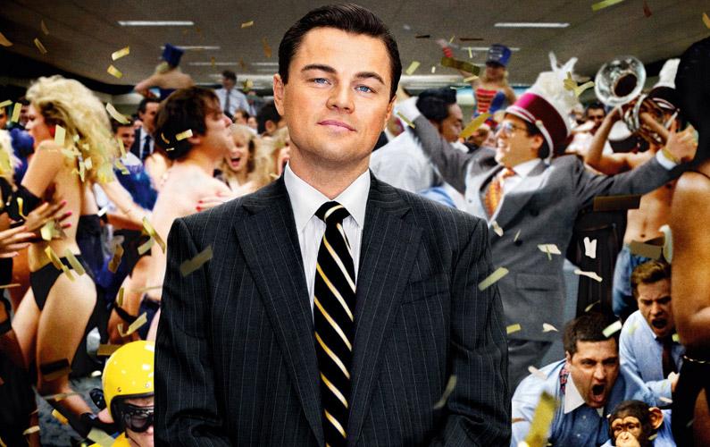 10 fakta du antagligen inte visste om The Wolf of Wall Street