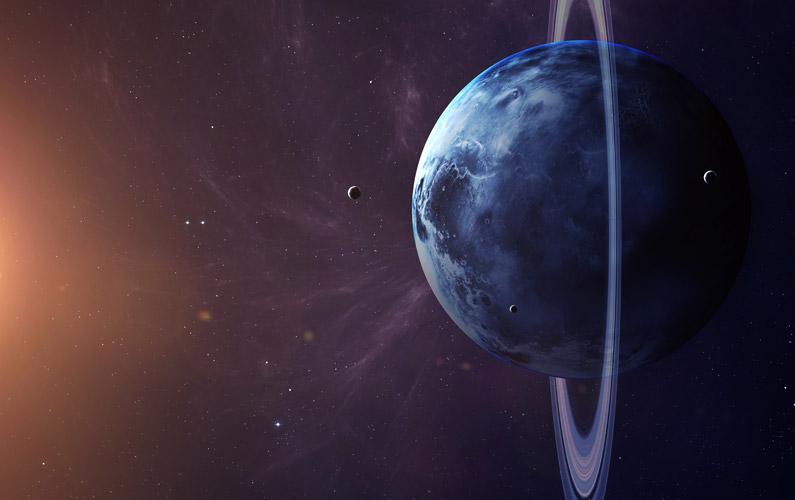 10 fakta du antagligen inte visste om Uranus