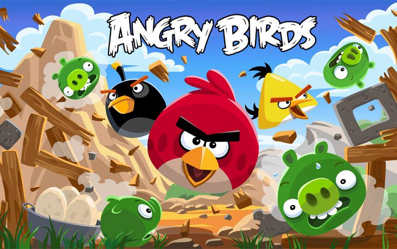 10 fakta du antagligen inte visste om Angry Birds