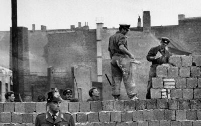 10 fakta du antagligen inte visste om Berlinmuren
