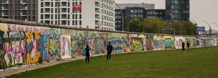 berlinmuren fakta