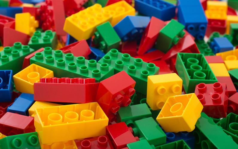 10 fakta du antagligen inte visste om Lego