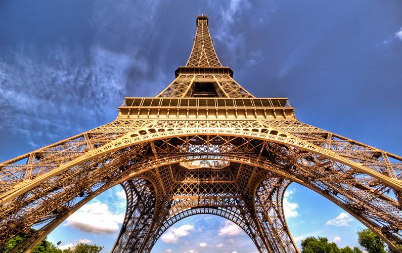 10 fakta du antagligen inte visste om Eiffeltornet