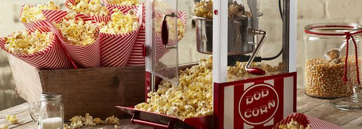 vad är popcorn