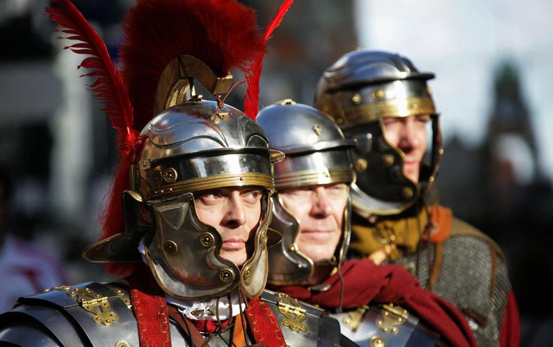 10 fakta du antagligen inte visste om Romerska riket