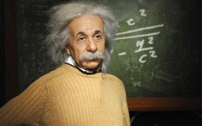 10 fakta du antagligen inte visste om Albert Einstein