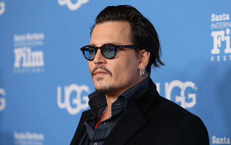 10 fakta du antagligen inte visste om Johnny Depp