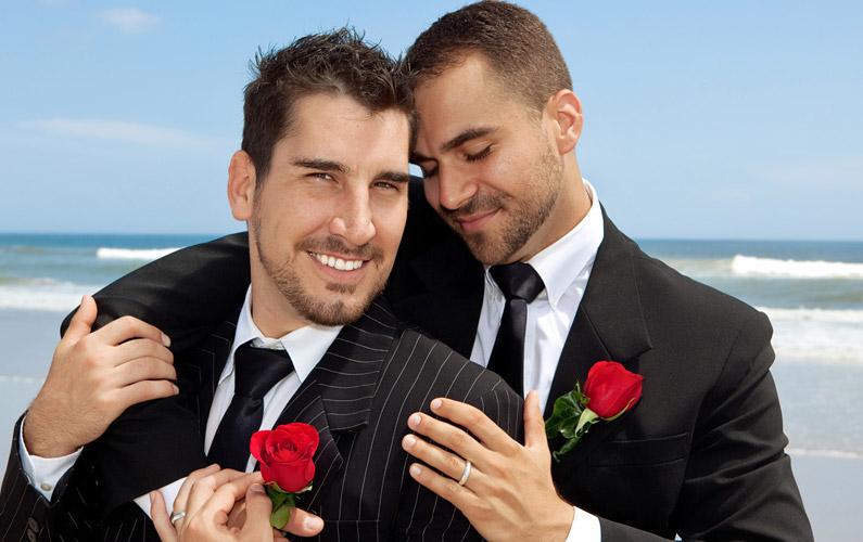 samkönade äktenskap
