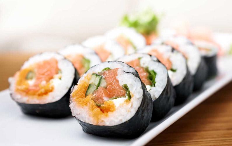 10 fakta du antagligen inte visste om sushi
