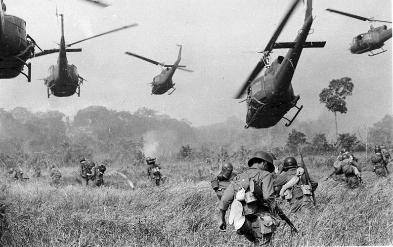 10 fakta du antagligen inte visste om Vietnamkriget