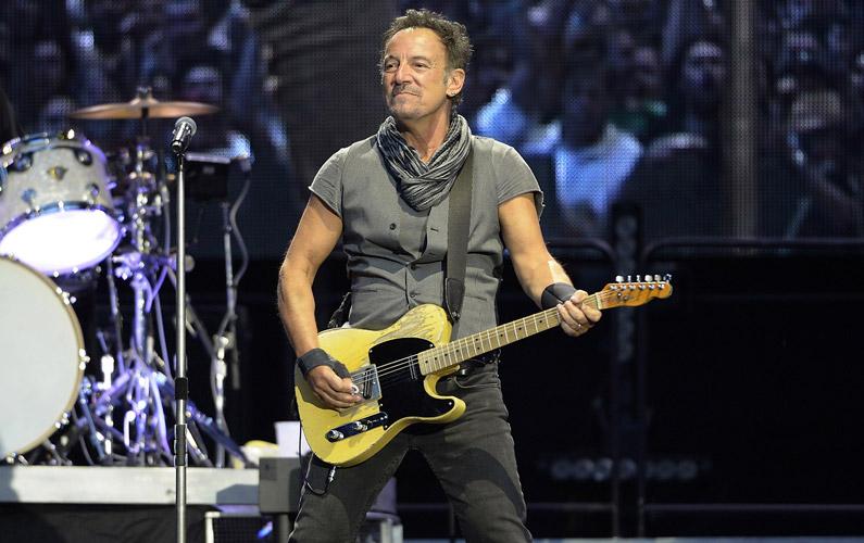 10 fakta du antagligen inte visste om Bruce Springsteen