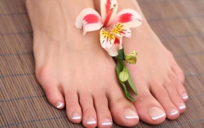 10 fakta du antagligen inte visste om dina fötter