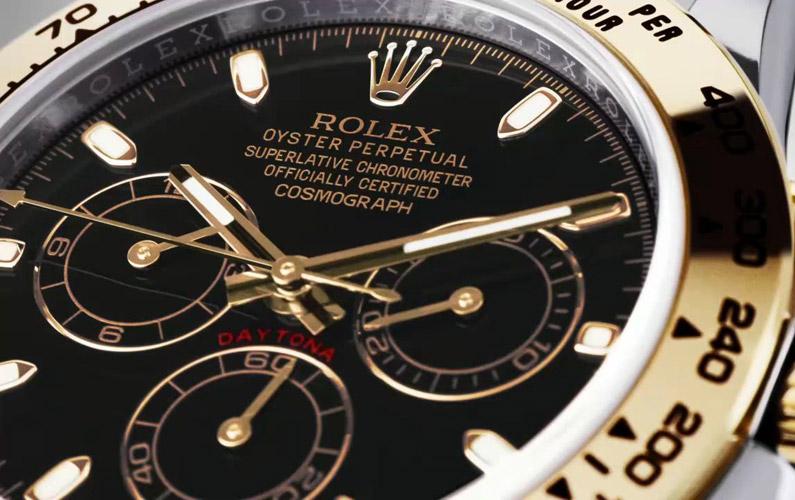 10 fakta du antagligen inte visste om Rolex