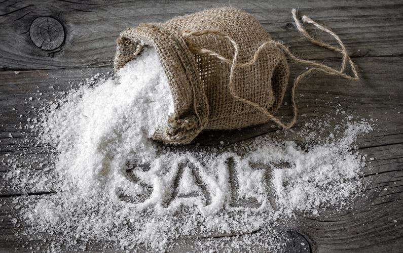10 fakta du antagligen inte visste om salt