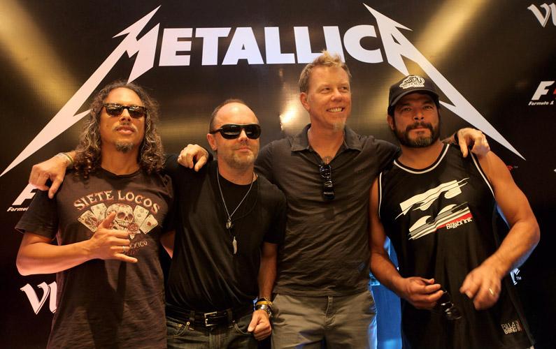 10 fakta du antagligen inte visste om Metallica