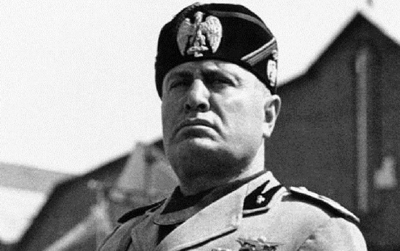 10 fakta du antagligen inte visste om Benito Mussolini