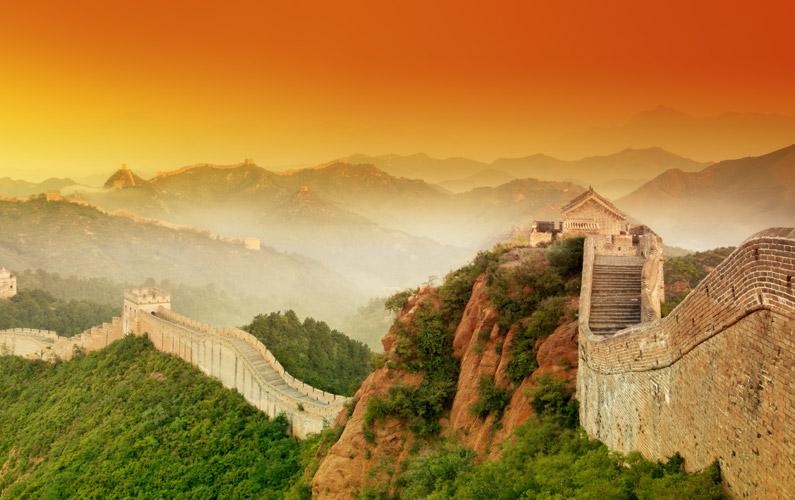 10 fakta du antagligen inte visste om kinesiska muren