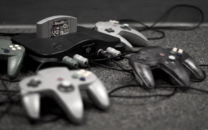 10 fakta du antagligen inte visste om Nintendo 64