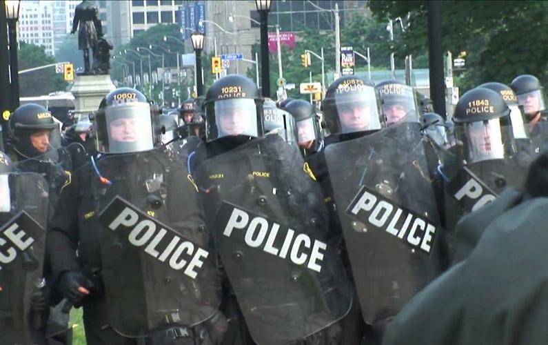 10 fakta du antagligen inte visste om polisstyrkor