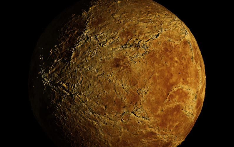 10 fakta du antagligen inte visste om Venus