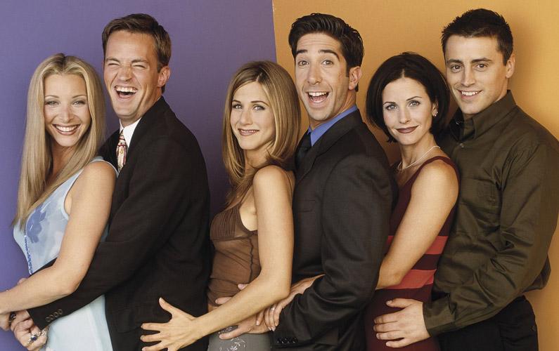 10 fakta du antagligen inte visste om TV-serien Vänner