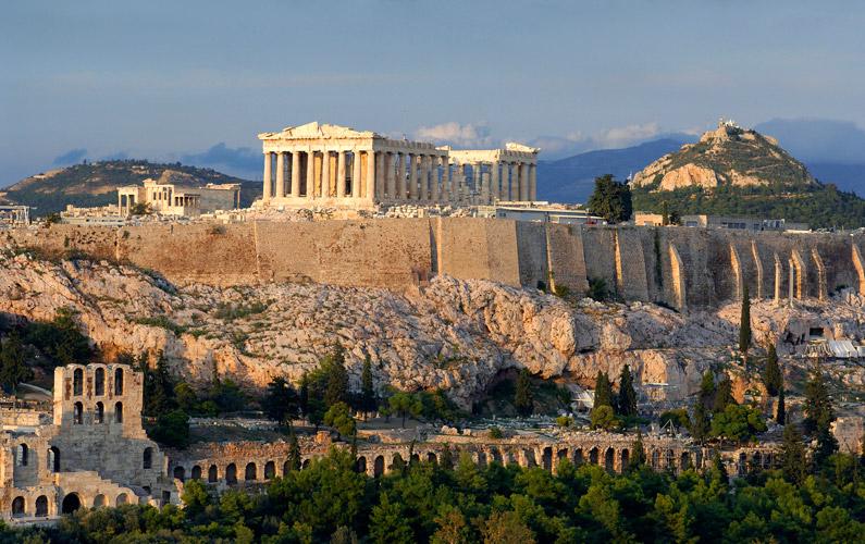 10 fakta du antagligen inte visste om antikens Grekland