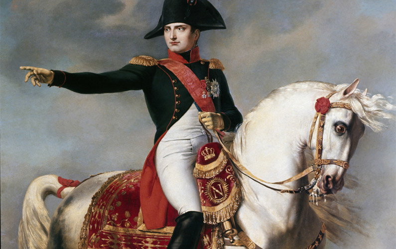 10 fakta du antagligen inte visste om Napoleon Bonaparte