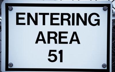 10 fakta du antagligen inte visste om Area 51
