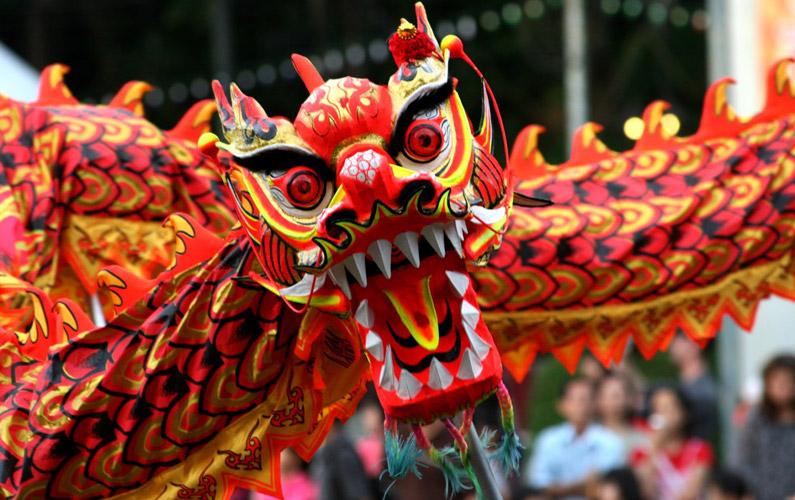 10 fakta du antagligen inte visste om det kinesiska nyåret