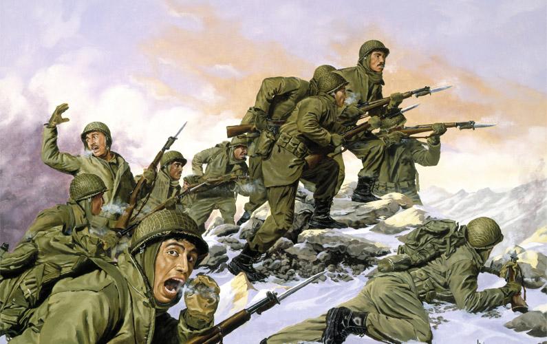 10 fakta du antagligen inte visste om Koreakriget