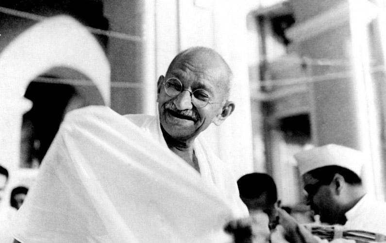 10 fakta du antagligen inte visste om Mahatma Gandhi