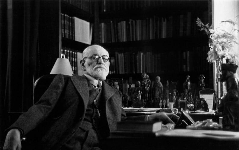 10 fakta du antagligen inte visste om Sigmund Freud