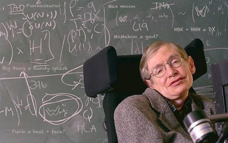 10 fakta du antagligen inte visste om Stephen Hawking