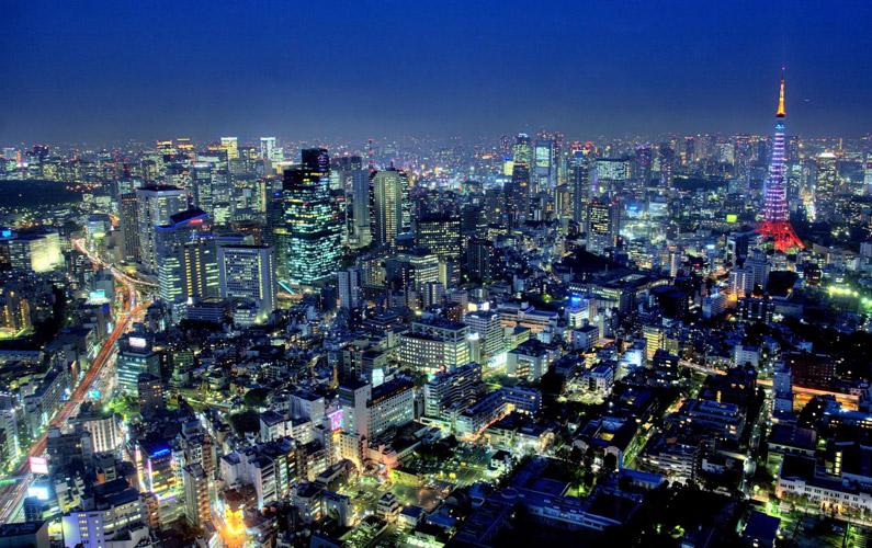10 fakta du antagligen inte visste om Tokyo