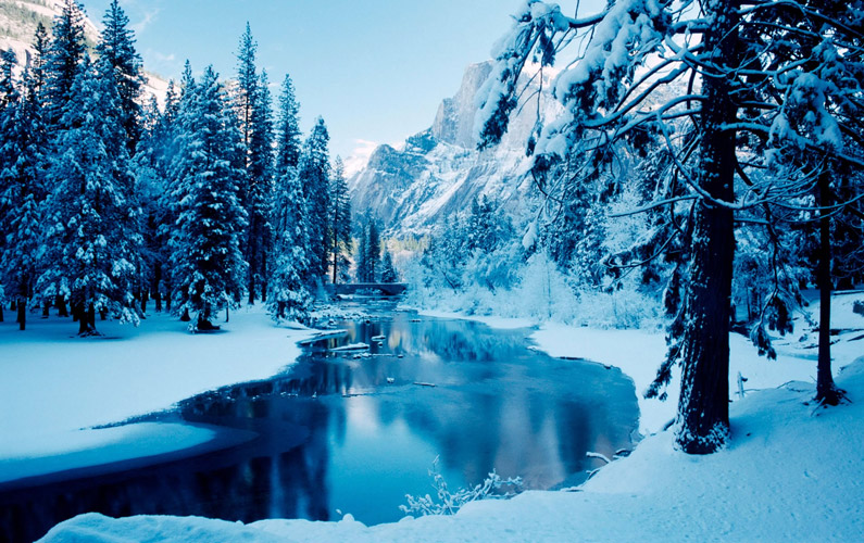 Vinter är den kallaste av de fyra årstiderna i områden med subtropiskt, tempererat klimat, subarktiskt klimat samt polarklimat.