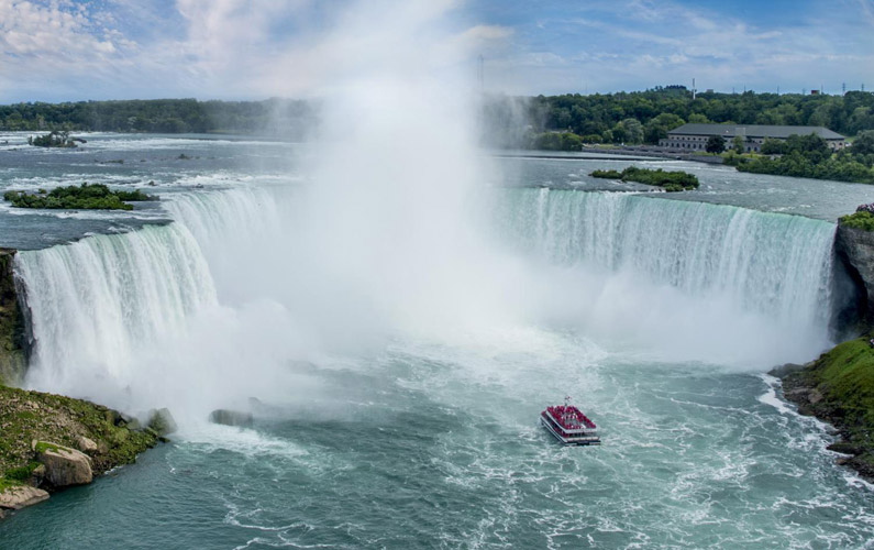 10 fakta du antagligen inte visste om Niagarafallen