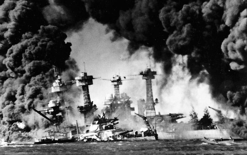 10 fakta du antagligen inte visste om Pearl Harbor