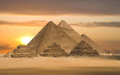 10 fakta du antagligen inte visste om pyramiderna i Giza