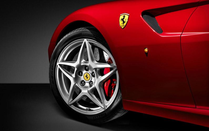 10 fakta du antagligen inte visste om Ferrari
