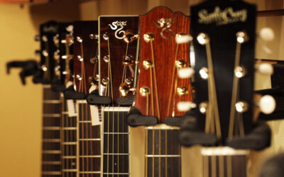 10 fakta du antagligen inte visste om gitarrer