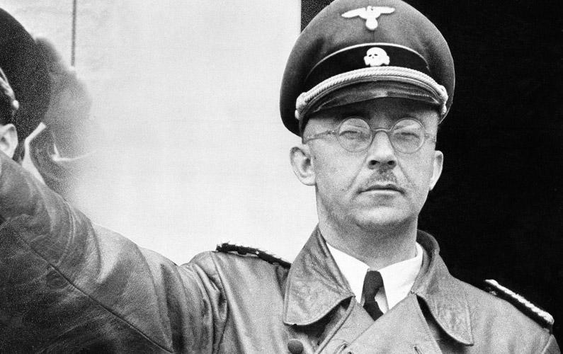 10 fakta du antagligen inte visste om Heinrich Himmler